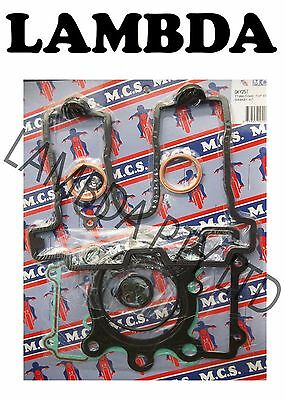 Top End Gasket Set for Yamaha TT250 & XT250 & SRX250 DOHC '83 - '92 Models