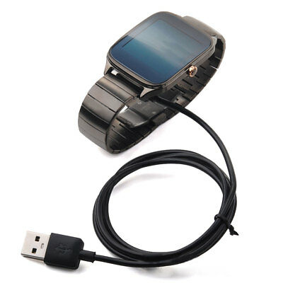 New USB Magnetic Faster Charging Cable Charger For ASUS ZenWatch 2 Smart Watch