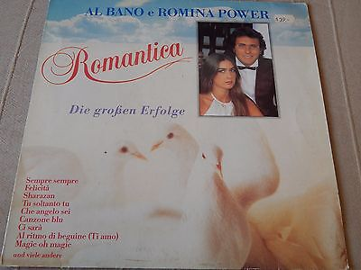 AL BANO & ROMINA POWER - Romantica