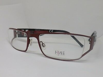 Occhiali Da Vista Exalt Cycle Exciccio Italy Glasses Frame Lunettes Brille Man