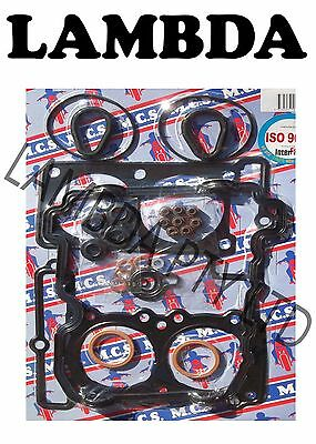 Top End Gasket Set for Kawasaki GPX250 ZZR250 EL250 '86 - '09