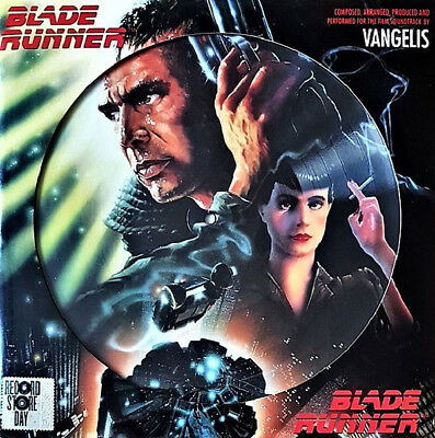 BLADE RUNNER Soundtrack VANGELIS Picture RSD 2017 sealed NEW!!!!!
