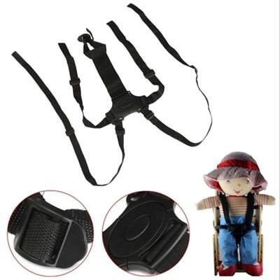 5-Point Harness Chair Baby Stroller Pram Buggy Safty Belt Strap Safe-Belt