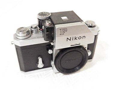 Nikon F Photomic FTn, Manual Focus 35mm Film Camera, Vintage and collectable