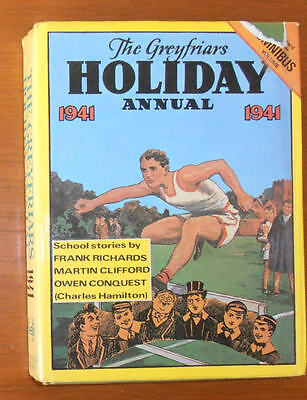 GREYFRIARS HOLIDAY ANNUAL 1941 FACSIMILE Billy Bunter Magnet
