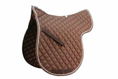 Roma Grand Prix Horse Riding Comfort High Wither All Purpose Saddle Pad Numnah