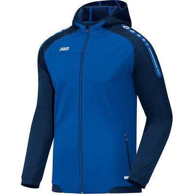Jako Kapuzenjacke Champ Kinder royal/marine Fitness Jogging Trainingsjacke
