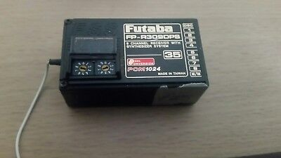futaba fp-r3090ps 9 channel receiver