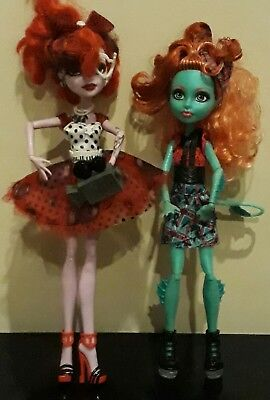 Monster High - Operetta & Lorna Mcnessie