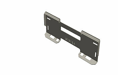 """Skid Steer Quick Attach Mount Plate 5/16"""" - QT312A - MADE IN THE USA"""