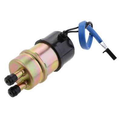 Electric Fuel Pump 8mm For Yamaha Virago XV FZR 400 XV535 FZX250 FZR600