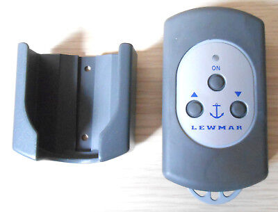 Remote LEWMAR KMZ Radiocontrol 2 ch for windlass or thrusters control FCC X97KMZ