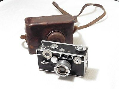 Argus Cintar 'Brick' Rangefinder Camera 50mm f3.5, Vintage and collectable