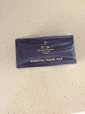 aromatherapy associates Travel Oils
