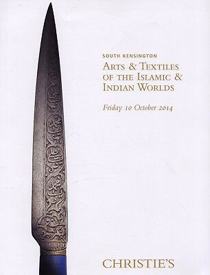 ARTS of the ISLAMIC & INDIAN WORLDS: Christie's London 14 +results