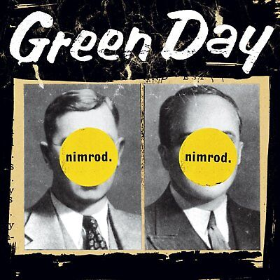 GREEN DAY DOOKIE 2-LP YELLOW VINYL 20th ANNIVERSARY EDITION Released 13/10/2017