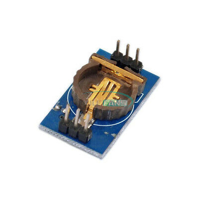 2PCS For Arduino RTC DS1302 Real Time Clock Module For AVR ARM PIC SMD