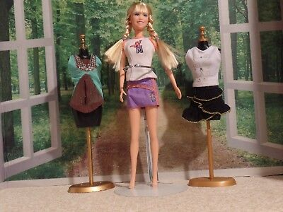 Hannah Montana Doll with Clothes