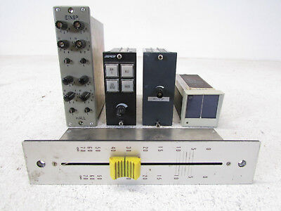 Lot with 5 modules from BFE - Lawo - EAB and Siemens