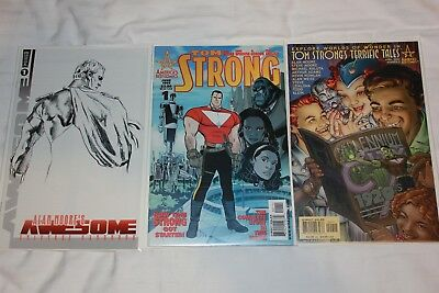 Tom Strong by Alan Moore Comics