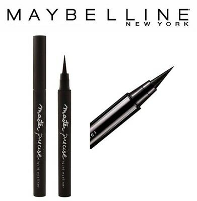 Maybelline Precise Liquid Pen Eyeliner Shade :  BLACK
