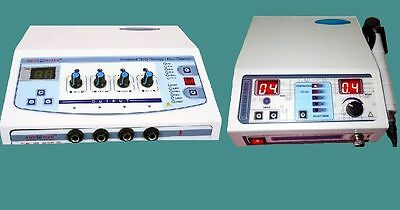 Combo offer Electrotherapy Ultrasoundtherapy unit pain relief Machine dmn