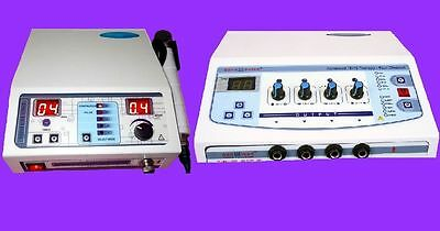 Electrotherapy Ultrasound  Therapy Unit Physical pain Relief Machine Db44