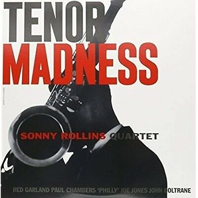 Tenor Madness - SONNY ROLLINS [LP]
