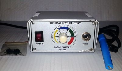 Eye Cautery Thermal Cautery Electrical Cautery Thermal / Electrical Cautery dbv