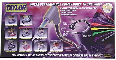 Taylor Cable 251 POP Wire Display Header