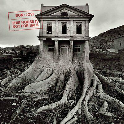 BON JOVI * This House Is Not for Sale * Brand New CD Unopened November 2016
