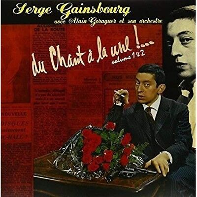 Du Chant A La Une! Vol. 1&2 - SERGE GAINSBOURG [LP]