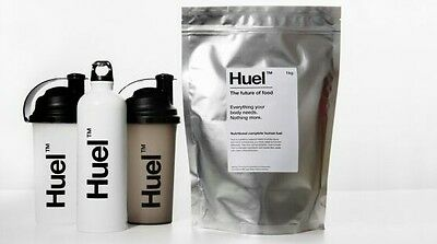 Huel meal replacement £5 discount code BUY ONE GET ONE FREE