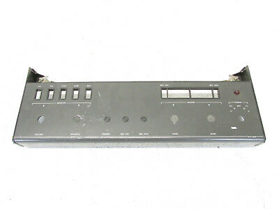 Revox A77 front plate from transport control part