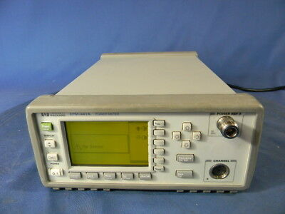 Agilent EPM-441A RF Power Meter 30 Day Warranty