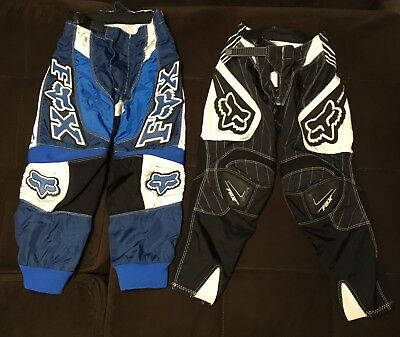 Fox Sports Motorcross Racing Pants Youth Size 6/22