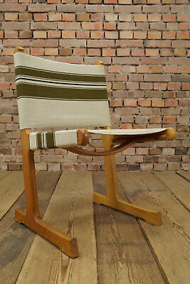 FRANCE & SON ESSZIMMER STUHL Adrian Heath DANISH MODERN DINING CHAIR 1/6 60er
