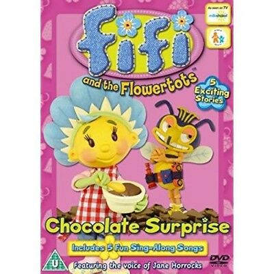 Fifi And The Flowertots: Fifi'S Chocolate Surprise [DVD]