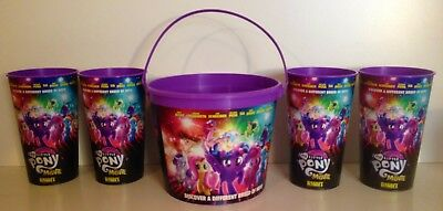 My Little Pony Movie Theater Exclusive 170/44 Family Pack