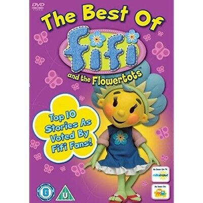 Fifi And The Flowertots: The Best Of [DVD]