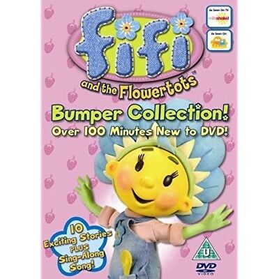 Fifi And The Flowertots: Bumper Collection [DVD]