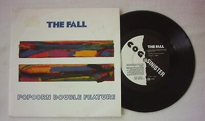 "The Fall - Popcorn Double Feature - 7"" Vinyl"