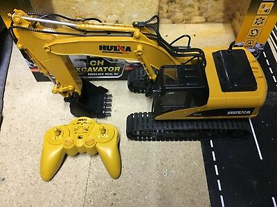 Huina Rc Excavator 15 channel