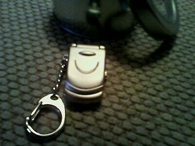 Watch key ring