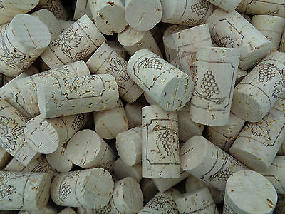 Natural Cork Stopper Bottling Home Brew Wine Making Corking Portugal QUALITY .