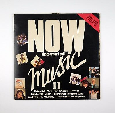 "Now Thats what i call Music II 12"" VInyl"