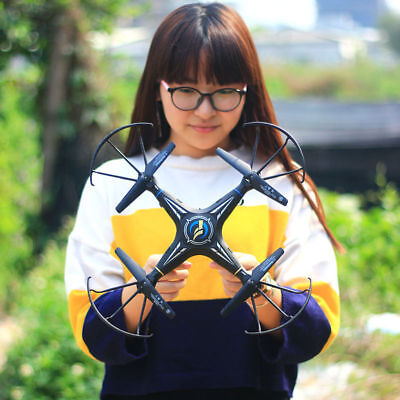 New 4Channel Remote Control Aircraft 2Mega HD Camera Quadcopter 6 Axis kid gift