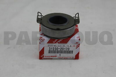 3123020170 Genuine Toyota BEARING ASSY, CLUTCH RELEASE 31230-20170