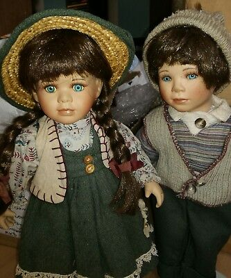 2 haunted dolls, tangeable items