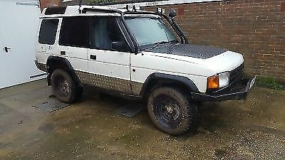 Land Rover Discovery 200tdi Spares or Repair 1992